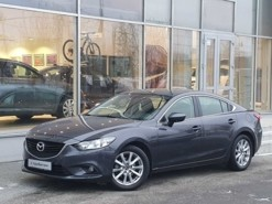 Mazda 6 2012 г. (серый)