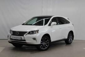 Lexus RX 2012 г. (белый)