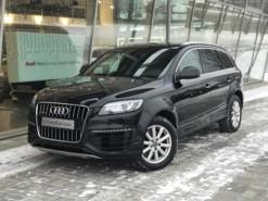 Audi Q7 2014 г. (черный)