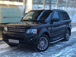 Land Rover Range Rover Sport 2012 г. (черный)