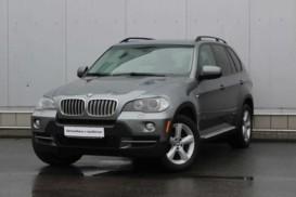 BMW X5 2007 г. (серый)