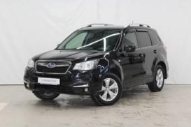 Subaru Forester 2014 г. (черный)