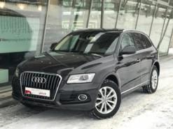 Audi Q5 2015 г. (серый)
