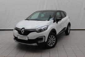 Renault Kaptur 2017 г. (белый)