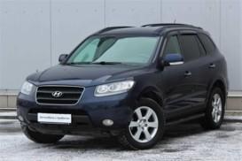 Hyundai Santa FE 2008 г. (синий)