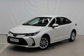 Toyota Corolla 2019 г. (белый)