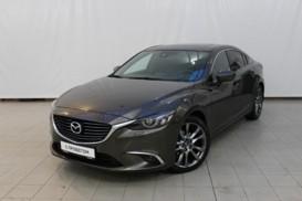 Mazda 6 2016 г. (коричневый)