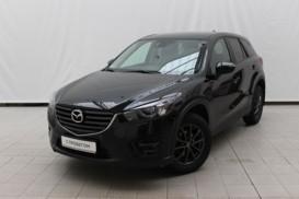 Mazda CX-5 2016 г. (черный)