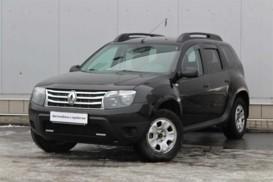 Renault Duster 2012 г. (черный)