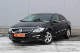 Volkswagen Passat CC 2011 г. (черный)