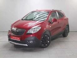 Opel Mokka 2014 г. (красный)