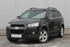 Chevrolet Captiva 2013 г. (черный)