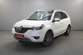 Renault Koleos 2013 г. (белый)
