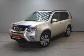 Nissan X-Trail 2012 г. (золотой)