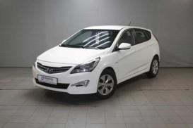 Hyundai Solaris 2015 г. (белый)