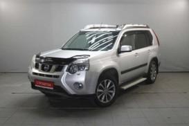 Nissan X-Trail 2011 г. (серебряный)