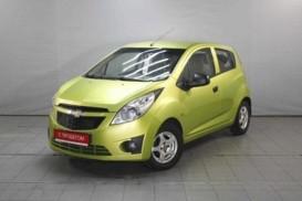 Chevrolet Spark 2012 г. (зеленый)