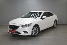 Mazda 6 2013 г. (белый)