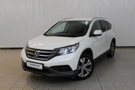 Honda Cr-v 2013 г. (белый)