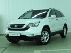 Honda Cr-v 2012 г. (белый)