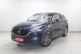 Mazda CX-5 2017 г. (синий)