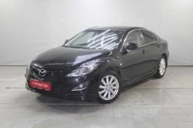 Mazda 6 2010 г. (черный)