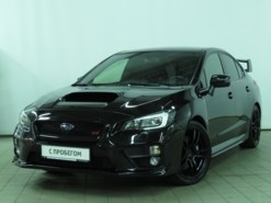 Subaru WRX STi 2014 г. (черный)