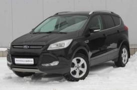 Ford KUGA 2013 г. (черный)