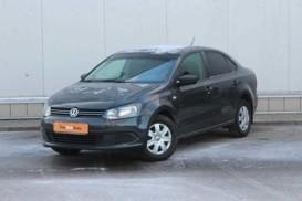 Volkswagen Polo 2014 г. (серый)