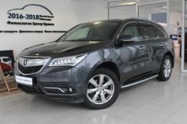Acura MDX 2014 г. (серый)