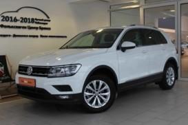 Volkswagen Tiguan 2019 г. (белый)