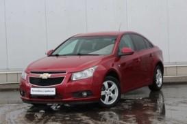 Chevrolet Cruze 2011 г. (красный)