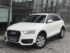 Audi Q3 2012 г. (белый)