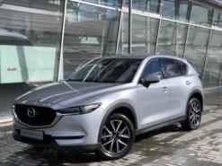 Mazda CX-5 2018 г. (серый)