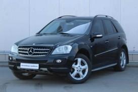 Mercedes-Benz M-klasse 2007 г. (черный)