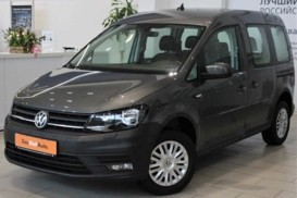 Volkswagen Caddy 2019 г. (серый)