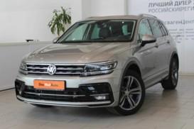 Volkswagen Tiguan 2019 г. (серый)