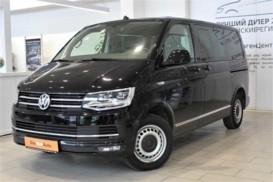 Volkswagen Multivan 2019 г. (черный)