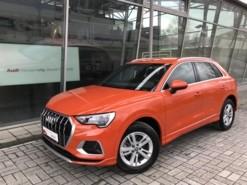 Audi Q3 2019 г. (оранжевый)