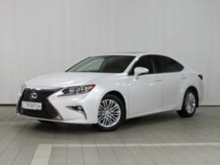 Lexus ES 2017 г. (белый)