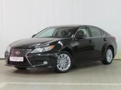 Lexus ES 2014 г. (черный)