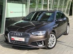 Audi A4 2018 г. (коричневый)