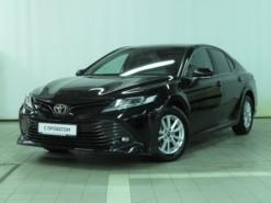 Toyota Camry 2018 г. (черный)