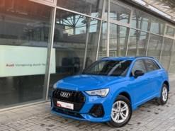 Audi Q3 2019 г. (синий)