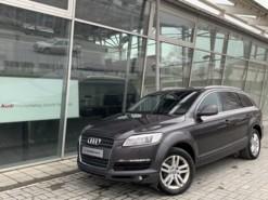 Audi Q7 2009 г. (синий)