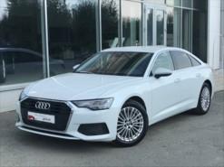 Audi A6 2019 г. (белый)