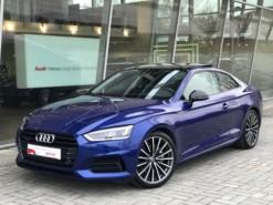 Audi A5 2019 г. (синий)