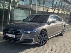Audi A8 2018 г. (серый)