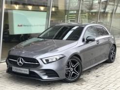 Mercedes-Benz A-klasse 2019 г. (серый)