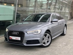 Audi A6 2017 г. (серый)